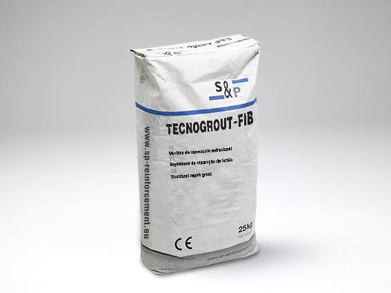 S&P Tecnogrout-FIB