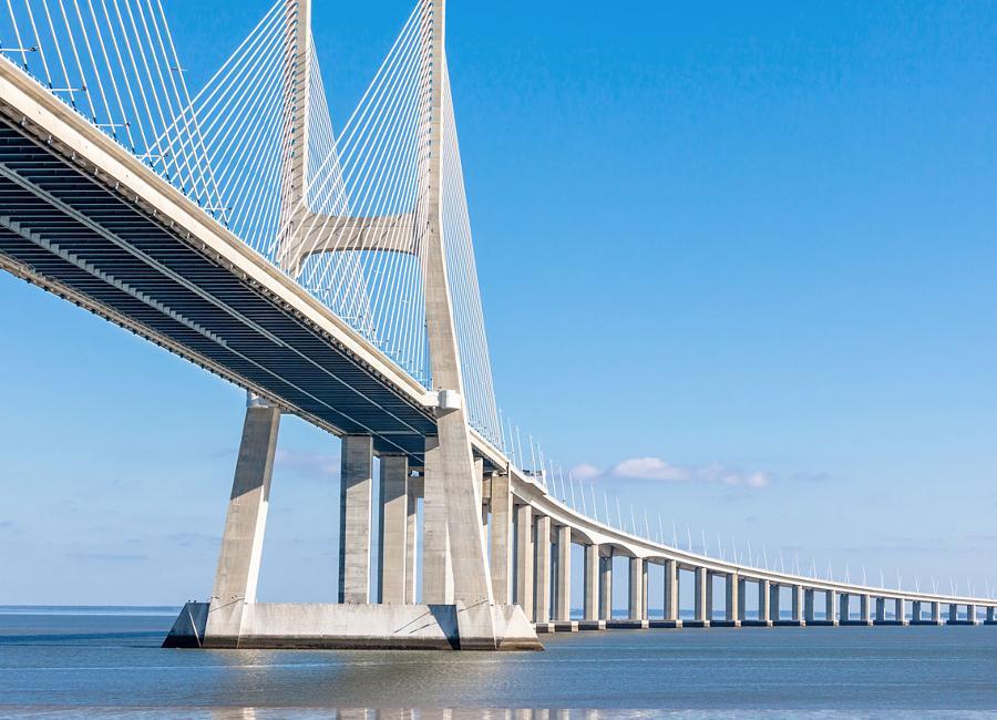 Vasco da Gama brug